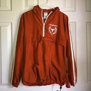 PINK Victoria's Secret Texas Longhorns Zip Jacket